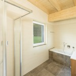 Immka IV - Maisonetten Wohnung OG Badezimmer