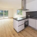 Immka IV - Maisonetten Wohnung EG Küche- bzw Wohnbereich