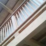 Immka I - Detail Balkon