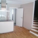 Immka I - Maisonetten Wohnung Küchenbereich bzw Aufgang OG