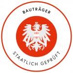 Logo Bautraeger staatlich geprüft
